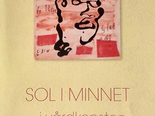 Boken Sol i minnet – i vårdkonsten har utkommit!