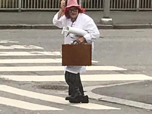Håll i hatten nu är Dr Lambert på turné!!
