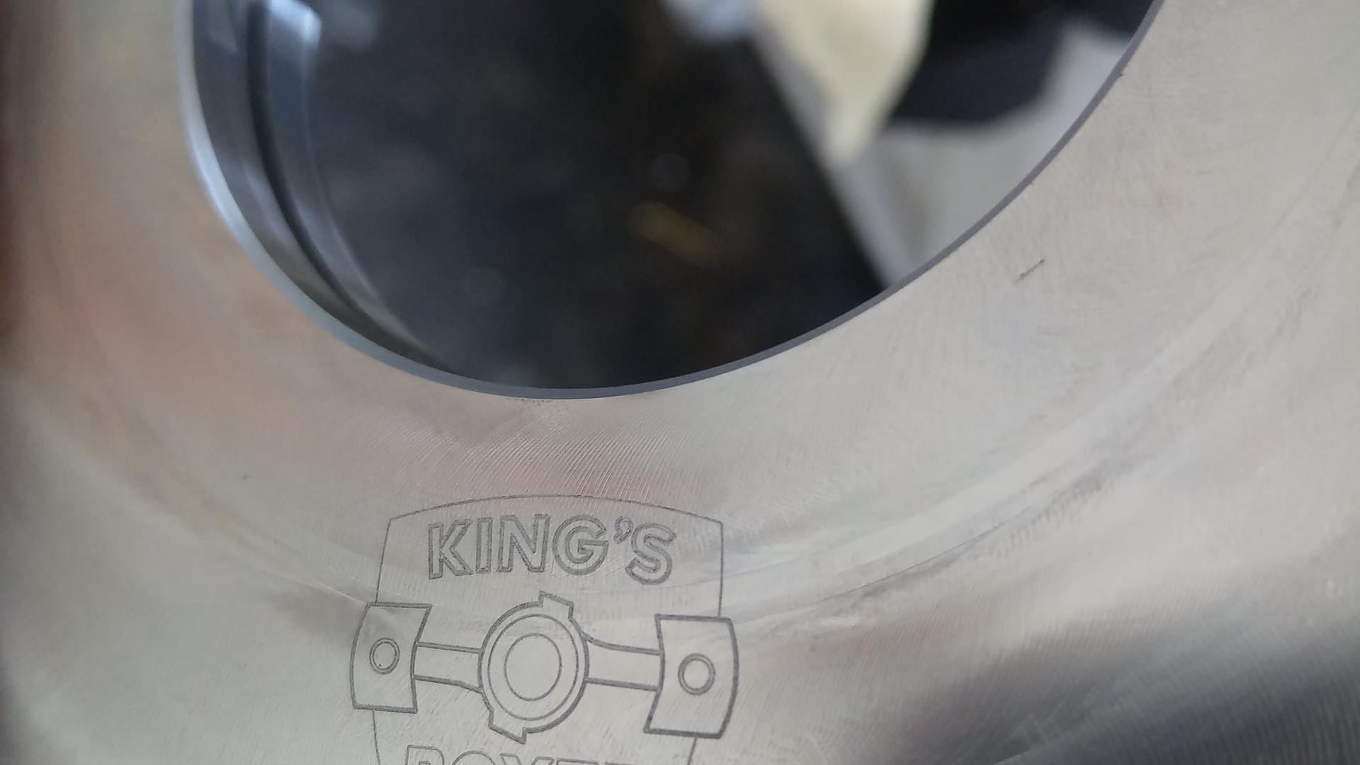 Kings Boxer Diesel Mark of Quality
