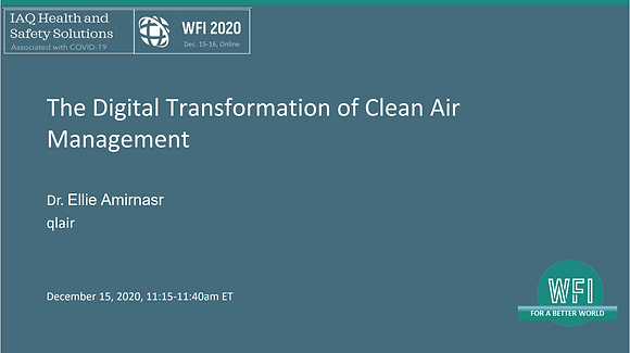 2.4 The Digital Transformation of Clean Air Management