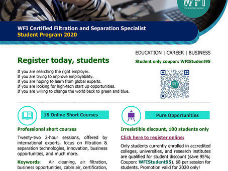 WFI CFSS 2020 Student Only