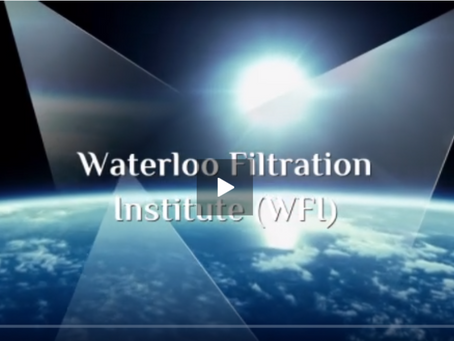 Waterloo Filtration Institute - For a Better World
