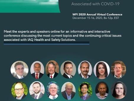WFI 2020 Annual Virtual Conference