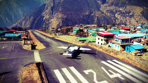 Chapter 17: Gateway to Everest - Lukla