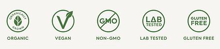 Organic Vegan Non-GMO Lab Tested CBD & Hemp