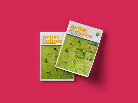 'Active Retirees' Jun-Jul 2021