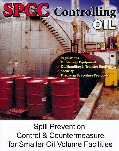 SPCC Small Oil Volume (SOV)