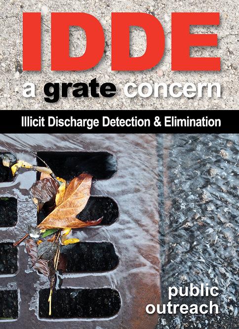 IDDE - Public Outreach