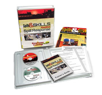 "Spill Response ""Spills and Skills"""