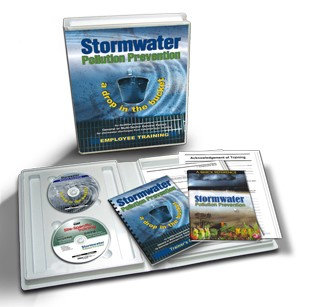"""Stormwater """"A Drop in the Bucket"""""""