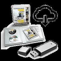 DVD employee training videos