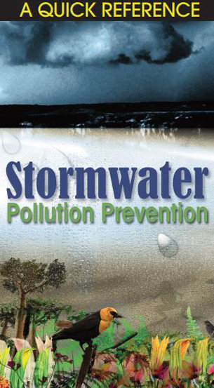 """Stormwater Booklets""""Quick Reference"""""""