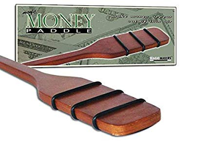 Review : Money Paddle by Magic Makers