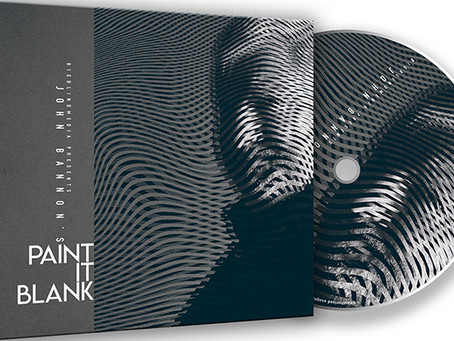 Review : Paint It Blank by John Bannon