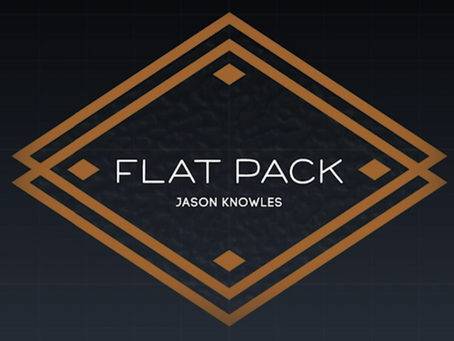 Review : Flat Pack by Jason Knowles