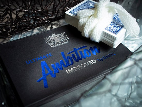 Review : Ultimate Ambition Improved by Daryl