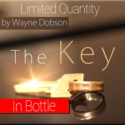 Review : The Key by Wayne Dobson
