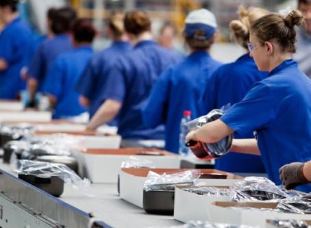52% das indústrias da região falam em retomada após 2020