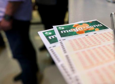 Aposta online acerta as seis dezenas da Mega-Sena