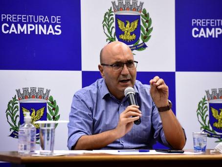 Dário anuncia mais três secretários para o Governo