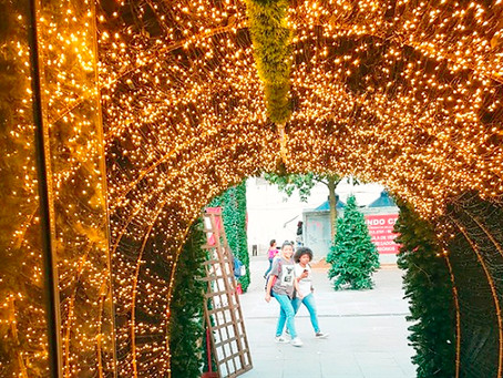 Inauguração do Palácio do Papai Noel será na próxima sexta-feira, às 18h