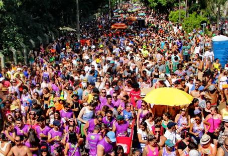 Prorrogado prazo para inscrições de blocos para Carnaval 2020