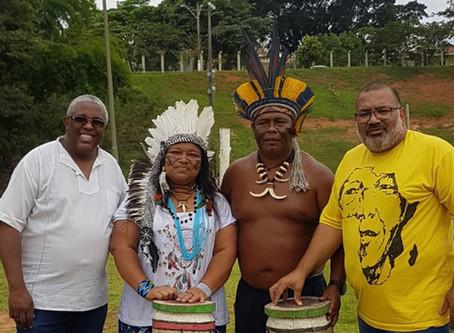 Prefeitura participa de evento sobre esportes indígenas no Taquaral