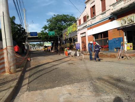 Dário afirma que 95% do BRT está concluído