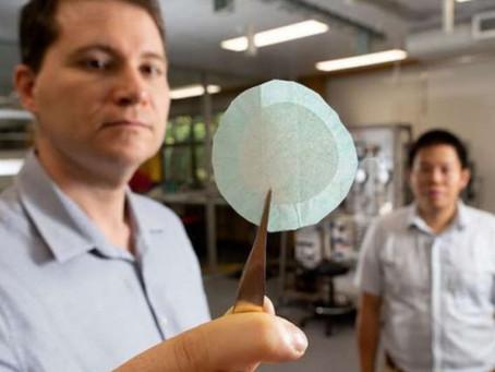 A Boa Notícia: cientistas criam filtro para vírus