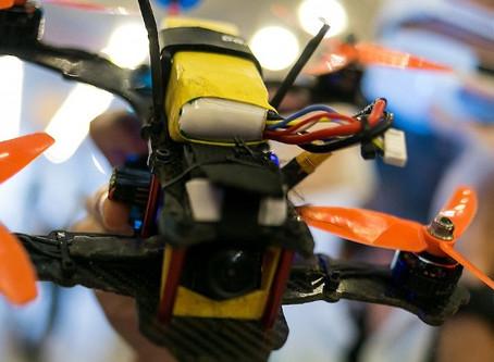Drones monitoram circulação de pessoas nas ruas de Sumaré