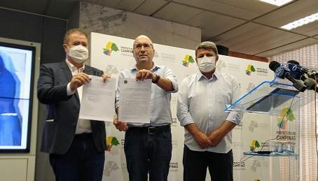 Dário anuncia equipe de transição de governo