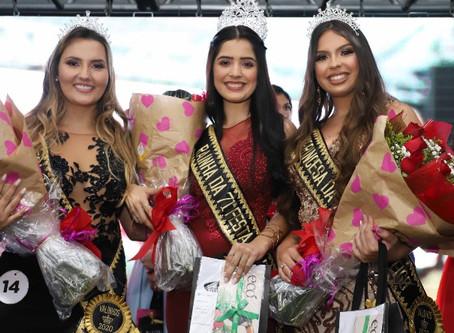 Conheça as novas rainha e princesas da Festa do Figo