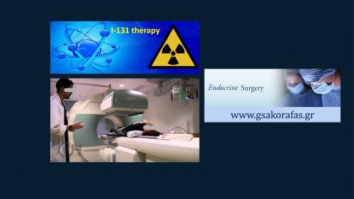 Ραδιενεργό ιώδιο στις παθήσεις θυρεοειδούς και καρκινογόνος δράση