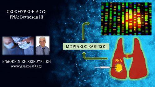 Όζος θυρεοειδούς και μοριακές εξετάσεις