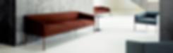 SAARI von ARPERbesticht als Sofa sowie als Sessel durch seine schlanke, filigrane Form. Das Vierfußgestell ist in Stahl glänzend, lackiert oder furniert erhältlich. SAARI kann in Leder, Stoff und Kunstleder bezogen werden. Ein dazugehöriger Hocker rundet das Sofa-Programm perfekt ab.
