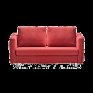 Seit 30 Jahren gehört das Schlafsofa MALOU zu den Bestsellern des Marktführers, im Schlafsofabereich, die Collection – FRANZ FERTIG.   Die vielfältigen Gestaltungsmöglichkeiten, ob bei der Bezugswahl, Fußart oder Kissenform, sorgen für die auf Ihre Wünsche perfekt abgestimmte Ausstrahlung. Für den Schlafkomfort stehen drei Matratzenarten zur Auswahl: Polyäther, Federkern oder Kaltschaummatratze. Als Kissenformen stehen klassisch gerade Kissen, abgewinkelte Winkelboden- und Winkelspitzkissen zur Verfügung. MALOU als Schlafsofa bietet Liegeflächen in drei Größen an: 130|150|180 x 200 cm. Die Außenmaße liegen entsprechend bei 164|184|214 cm. Durch die abklappbaren Armlehnen kann bereits die kleinste Breite als Einzelbett benutzt werden. Als Bezugsmöglichkeiten stehen unterschiedlichste Stoffbezüge in verschiedensten Zusammensetzungen und Lederarten zur Verfügung. Auch abziehbare Bezüge möglich. Somit überzeugt das multifunktionale Schlafsofa MALOU in voller Breite.