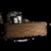 Die formschöne Anrichte WEBBER von CATTELAN ist mit zwei, drei oder vier Türen lieferbar. Das Holzgestell ist wahlweise in Weiß o. Graphit lackiert. Die Türen von WEBBER sind in Nussbaum und verbrannte Eiche erhältlich. In der drei-türigen Anrichte befindet sich in der Mitteltür eine Innenschublade.