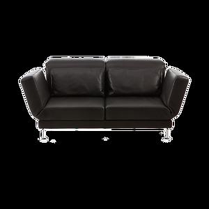 Mit überraschenden Funktionen ist MOULE von BRÜHL unverwechselbar ob als Ecke oder Einzelsofa. Mit zwei Drehsitzen bietet das Sofa High-end-Komfort rund um die Uhr: Verwandlungs-Funktionen ermöglichen individuellste Relax- bis Liegepositionen, inklusive entspannend Schlafen zu zweit. Für Loungelagen kann das Zweiersofa seine beiden Drehsitze um 90° vorschwenken. Die Rückenlehnen mit Neige-Funktionen sind separat beweglich.