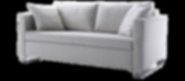 LAZLO ist als Einzelsofa oder Eckvariante mit Recamiere lieferbar, in welcher sich ein geräumiger Bettkasten befindet. Sitz- und Rückenkissen sind grundsätzlich abziehbar. In der Liegefläche befindet sich ein mehrschichtig aufgebauter Polyätherschaum mit Fliesabdeckung. Als Füße stehen wahlweise Metallkufen oder Holzfüße in verschiedenen Farben zur Verfügung. Die Armlehnen sind bis hin zur Waagerechten klappbar.