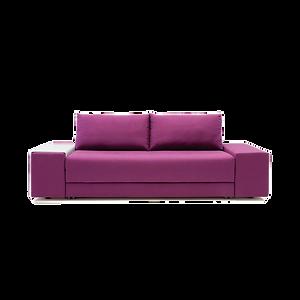 CONFETTO hat FRANZ FERTIG als Baukastensystem individuell als Einzelsofa oder Eckgruppe mit Recamiere gestaltet. Ein integrierter Bettasten in der Recamiere sowie unter dem Sitz sorgt für genügend Stauraum. Drei Armlehnformen sowie zwei unterschiedliche Sitzbreiten können frei miteinander kombiniert werden. CONFETTO ist ein modernes Sofa mit loungigem Sitzgefühl.