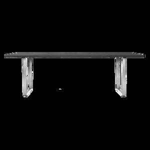 Die Sitzgruppe BALTAS vereint geradliniges Design und einen hohen Komfort. Trotz seiner formalen Straffheit gelingt es BALTAS durch die handwerklich aufwändigen Holzteile und die fein abgestimmte Kombination der Materialien einen hohen Grad an Komfort auszustrahlen. BALTAS ist gleichermaßen für Wohnen und Objekt konzipiert. Der Tisch BALTAS wird mit verschiedenen Abmessungen angeboten.