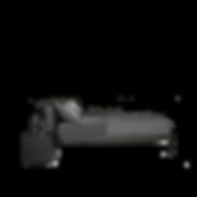 Das komfortabel gepolsterte Kopfteil ist perfekt auf den minimalistischen Bettrahmen abgestimmt. Stahlbeine, satiniert oder in Schwarz lackiert, sorgen für eine filigrane Ausstrahlung. Stoff- sowie Lederbezüge für das Kopfteil nach Musterkarte.