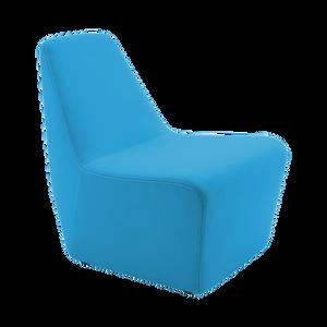 SOFT LOW CHAIR ist ein schmaler Lounge Sessel mit perfektem Sitzkomfort. Wahlweise lieferbar in Stoff und Lederbezügen. Passend hierzu ist ein Hocker lieferbar.