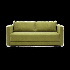 BLU  von FRANZ FERTIG ist ein Baukastensystem, das Sitzen, Relaxen und Schlafen bequem und unkompliziert macht inklusive eines Bettkastens.