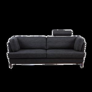 CAROUSEL von BRÜHL mit lose aufliegenden Sitzkissen ist eine leger, moderne, anpass-ungsfähige und komfortable Linie. Eine weiche klar gegliederte Linienführung mit abziehbaren Bezügen. CAROUSEL besteht aus Sessel, 2,5-Sitzer, 3-Sitzer und einem Hocker. Durch die komfortable Sitzhöhe und die gemütliche Anmutung ist CAROUSEL  ein Klassiker seit Jahren.