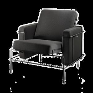Der extravagante Sessel TRAFFIC besticht durch seine individuelle Ausstrahlung. Das Gestell ist aus polyesterlackiertem Stahldraht. Die Sitzfläche sowie Armlehnen sind in dem Bezug Steelcut in den Farben Orange, Hellblau, Beige, Grün, Gelb, Hellgrau und Dunkelbraun erhältlich, optional auch in Leder. MAGIS liefert den TRAFFIC Sessel auch als 2- und 3-Sitzer-Sofa.