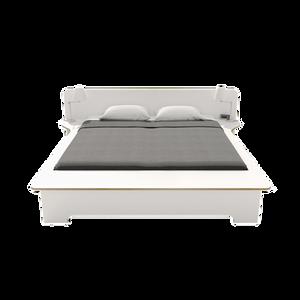 Das Bett PLANE verfügt über eine grosszügige Ablagefläche, in welcher ein Kabeldurchlass integriert ist. Die Platte lässt sich problemlos öffnen und bietet weiterhin zusätzlichen Stauraum. PLANE von MÜLLER MÖBELWERKSTÄTTEN besteht aus Birkenschichtholz mit einer hochstrapazierfähigen CPL-Beschichtung. Lieferbar in Weiss und Anthrazit mit verschiedenen Liegeflächen.
