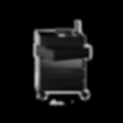Der Name des SCHUBKASTENS 360° von MAGIS spricht für sich: Alle Schübe sind um 360° drehbar und fallen dann in die Ausgangsposition zurück. Durch die für Parkett geeigneten Rollen ist 360° flexibel einsetzbar. Erhältlich in den Farben Weiss, Olivgrün, Rot, Orange, Hellgrau und Schwarz. Das Verbindungsrohr ist aus poliertem Aluminium.