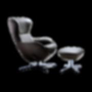 Der Sessel JESTER von SIGNET lädt zum gemütlichen verweilen ein. Standardmäßig ist er mit einem 4- Sterne Drehkreuz  aus verchromten Stahl ausgestattet. Gegen einen Aufpreis für das Untergestell ist er auch in Edelstahl geschliffen oder aus Buche, Eiche oder Nussbaum lieferbar. Der Sessel JESTER bringt sich beim Verlassen des Sessels in die Ausgangsposition zurück.
