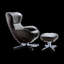 Der Sessel JESTER von SIGNET lädt zum gemütlichenverweilen ein. Standardmäßig ist er mit einem4- Sterne Drehkreuz aus verchromten Stahl ausgestattet. Gegen einen Aufpreis für das Untergestell ist er auch in Edelstahl geschliffen oder aus Buche, Eiche oder Nussbaum lieferbar. Der Sessel JESTERbringt sich beim Verlassen des Sessels in die Ausgangsposition zurück.